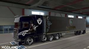 Extremely High Quality Combo Scania S + Trailers, 1 photo