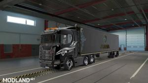Extremely High Quality Combo Scania S + Trailers, 2 photo