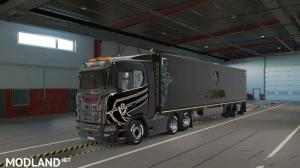 Extremely High Quality Combo Scania S + Trailers, 3 photo