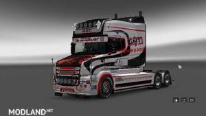 Scania T GNT v7 Skin, 2 photo