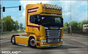 Scania RJL Hardcore Holland Skin, 1 photo