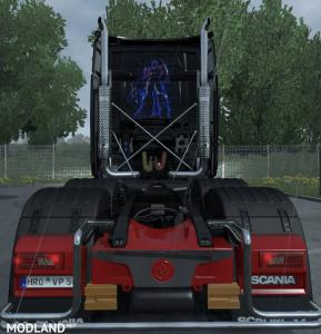 transformers skin truck, 1 photo