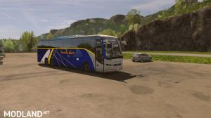 Konduskar travels(indian) skin Volvo 9700 px, 2 photo