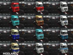 Mitsubishi Fuso SuperGreat V Japan Skin Packs v 1.0, 2 photo