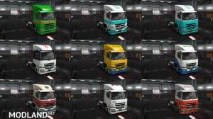 Mitsubishi Fuso SuperGreat V Japan Skin Packs v 1.0, 3 photo
