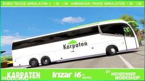 [1.36] MohSkinner Wp - Karpaten - For Bus Irizar I6, 1 photo