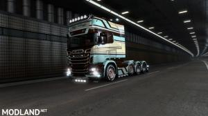 Moka California for Scania RJL, 1 photo