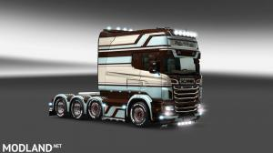Moka California for Scania RJL, 2 photo
