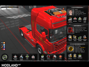 Scania Streamline TiboInshape Skin for 1.31.x - Direct Download image