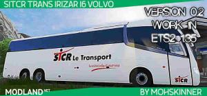 Irizar i6 - Skin STCR - ETS2 1.34 & 1.35, 1 photo