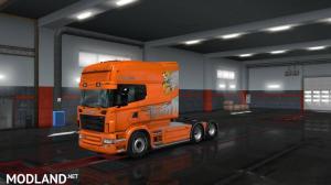 Scania Longline Skåne Edition