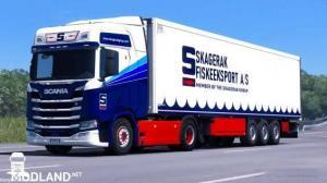 Scania R Skagerak Combo, 3 photo