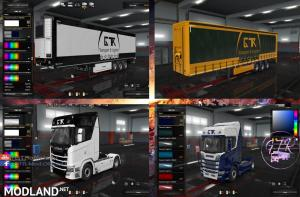 Skin Pack Transport & Logistics for Scania S & R Next Gen, 3 photo