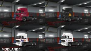Skins for DAF F241 by vlad1590, 1 photo