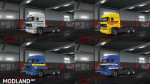 Skins for DAF F241 by vlad1590, 2 photo