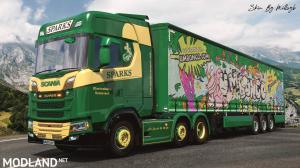 Sparks Transport Combo Skin 1, 1 photo