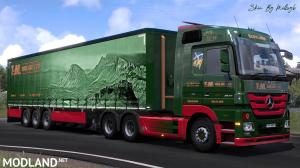T&M Haulage Ltd Combo Skin