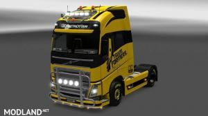 Tranformers Skin for Volvo FH 2012