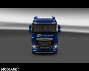 Skin GerManetti For ETS2 1.30, 1 photo
