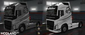 Volvo Skin FH4/13 - Stock/Metallic