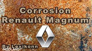 Corrosion Renault Magnum, 1 photo