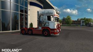 Breaveheart Skin for Scania 50k, 1 photo