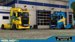 Scania S 2016 Performance Edition skin , 3 photo
