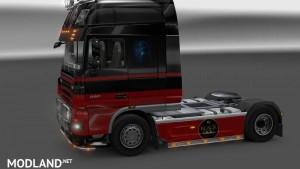 Daf CF Black Red v1.0, 3 photo