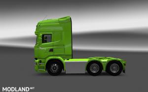 Bring Logistics Scania RJL skin