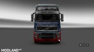 J.Davidson Volvo FH Skin