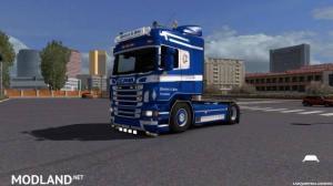 Scania Peeters & Son Pack v1.1 FIX