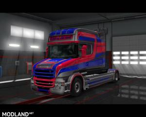 Scania British Metallic
