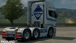 Eoin Gavin Transport (RJL Scania R), 1 photo