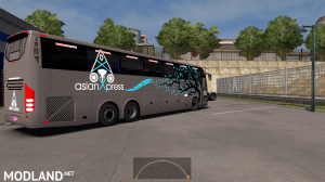 Asian Express Skin Volvo DBMX  PX and GRAND, 1 photo