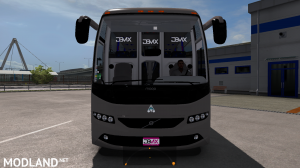 Asian Express Skin Volvo DBMX  PX and GRAND, 2 photo