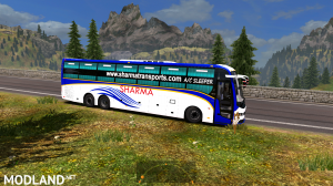 Sharma Volvo Skin Pack for volvo DBMX PX and GRAND