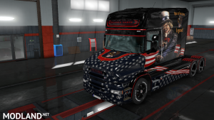 Skin Pack for Scania T by RJL
