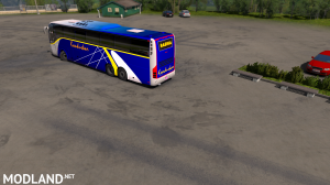 Konduskar travels(indian) skin Volvo 9700 px, 3 photo