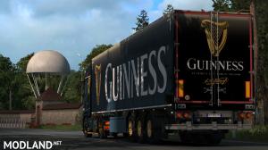 Guinness Scania S&R skin+Trailer Skin, 5 photo