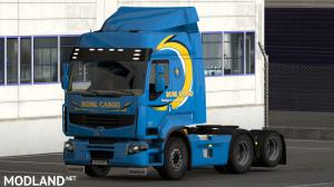 ROML Cargo Renault Premium Skin, 1 photo