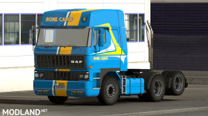 ROML Cargo DAF F241 Skin, 1 photo
