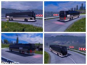 Scania Bus Touring - Wael Voyages - ETS2 1.34.x, 1 photo