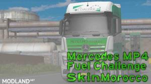 Skin - The Fuel Challenge - ETS2 1.34.x, 1 photo