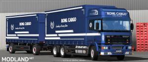 ROML Cargo DAF 95 ATi Deluxe Edition Skinpack, 1 photo