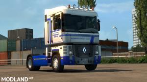 Desmet-Naert Transport Skin Renault Magnum, 3 photo