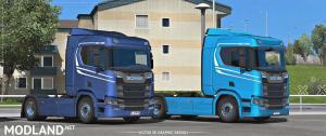 Next Gen Streamline Design Scania 2016 Skin, 1 photo