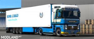 ROML Cargo Renault Magnum and Schmitz S.KO Special Edition Skinpack, 1 photo