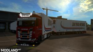 Scania S JP Vis & Zn Tandem skin, 1 photo