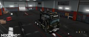 ETS2 - Scania R & Streamline painjob et trailer - King Kong, 3 photo
