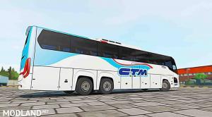 Pack MohSkinner Bus Scania Touring 2.4 – 1.35, 1 photo
